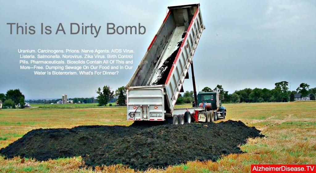 sewage sludge and biosolids risks
