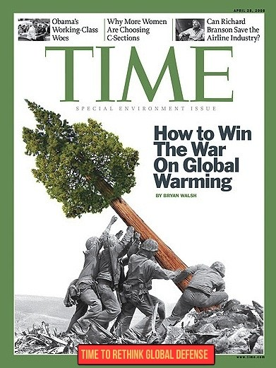 climate change PR firm