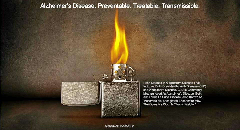prion disease PR firm